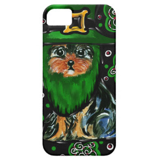 St. Patty Yorkie Poo Case For The iPhone 5