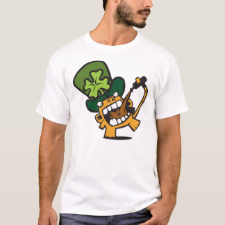 St Patty's Beer Monkey T-Shirt
