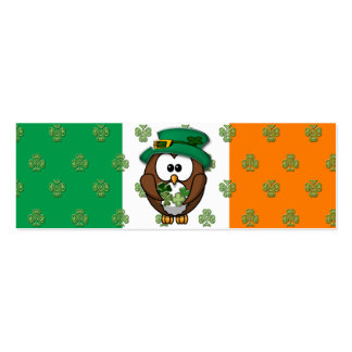St. Patty's Day Business Cards