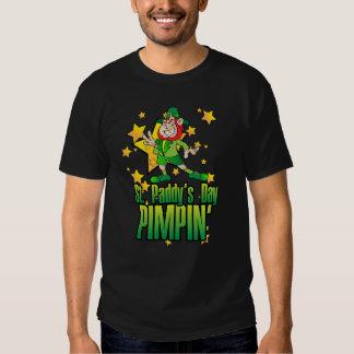 St. Patty's Day Pimpin' Shirts