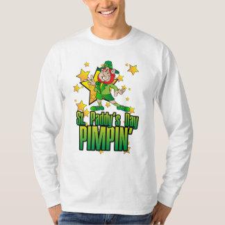 St. Patty's Day Pimpin' T Shirt