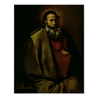 St. Paul, c.1619 Poster
