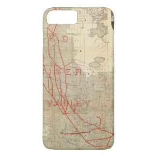St Paul, Minneapolis and Manitoba Railway iPhone 7 Plus Case