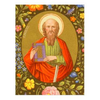 St. Paul the Apostle (PM 06) Postcard #2