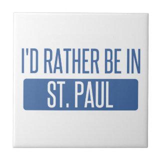 St. Paul Tile