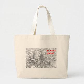 St Paul Tote Bag