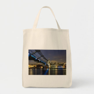 St Pauls Cathedral Grocery Tote Bag