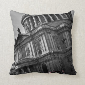 St Paul's Cathedral London Art Throw Pillow