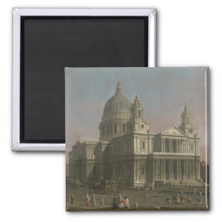 St. Paul's Cathedral, London, England Magnet