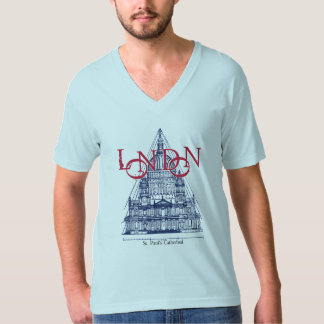 St Paul's Cathedral London England T-Shirt