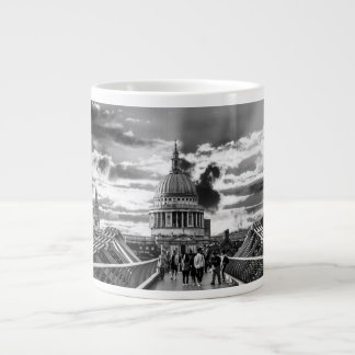 St.Paul's Cathedral London -Mugs Large Coffee Mug