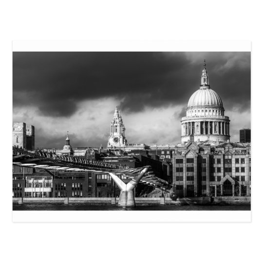 St Pauls Cathedral London Postcard