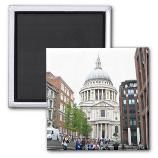 St Paul's Cathedral, London Square Magnet