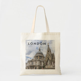 St.Paul's Cathedral, London tote bag