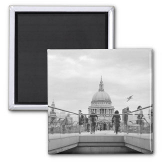 St. Paul's Cathedral Magnet: London Magnet