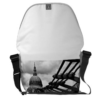 St Pauls Cathedral Messenger Bags