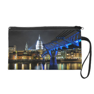 St Pauls Cathedral Wristlet Clutch