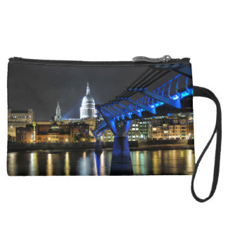 St Pauls Cathedral Wristlet Clutches