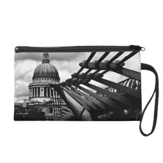 St Pauls Cathedral Wristlet Purse