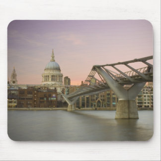 St PAulsCathedral London Mouse Pad