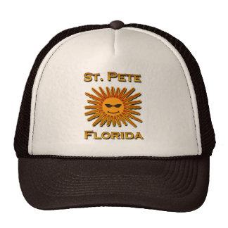 St. Pete Florida Sun Logo Trucker Hat
