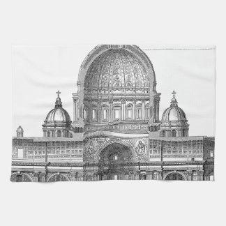 St. Peter Basilica - Rome, Italy Towel