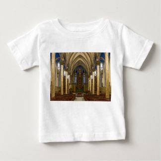 St Peter Catholic Church Painterly Baby T-Shirt