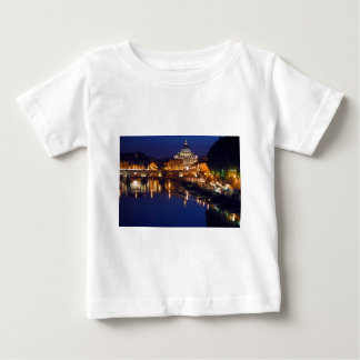 St. - Peter church in Rome Baby T-Shirt