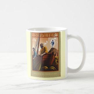 ST. PETER COFFEE MUG