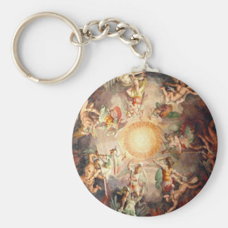 St Peters Bacillica Rome Italy Keychain