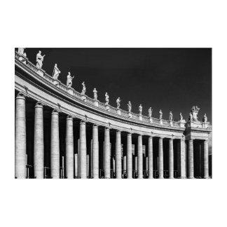 St Peter's Basilica Acrylic Wall Art