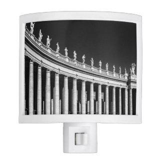 St Peter's Basilica Night Light