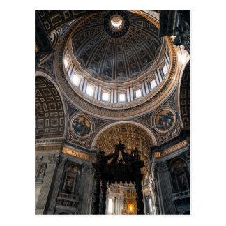 St. Peter's Basilica Postcard