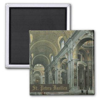 St Peters Basilica Vatican Photo Fridge Magnets