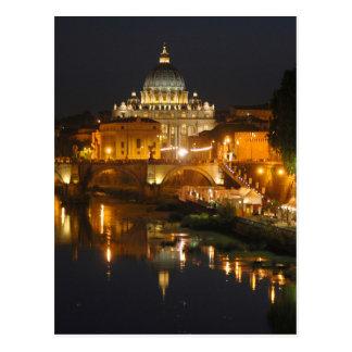 St. Peter's Basilica - Vatikan - Rome - Italy Postcard