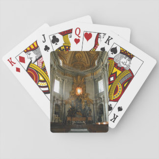 St. Peter's Basillica Playing Cards