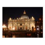 St Peters Basillica, Rome Postcards