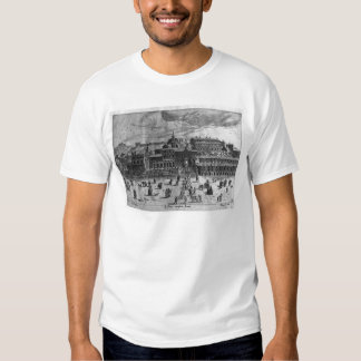 St. Peter's Church, from 'Views of Rome' Shirt