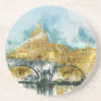 St. Peter's in Vatican City Rome Italy Coaster