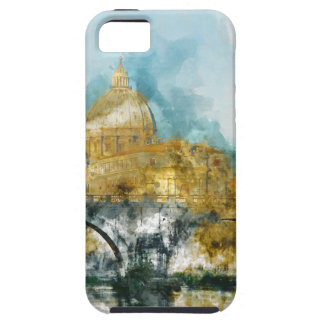 St. Peter's in Vatican City Rome Italy iPhone 5 Cases