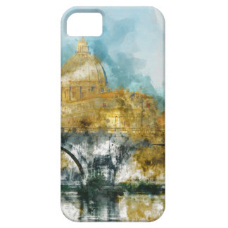 St. Peter's in Vatican City Rome Italy iPhone 5 Cover