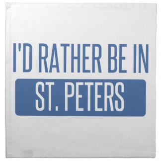 St. Peters Napkin