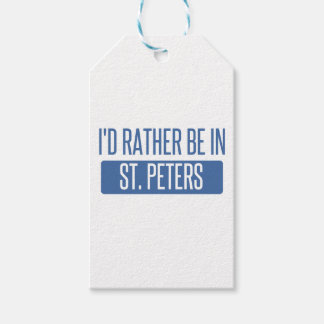 St. Peters Pack Of Gift Tags