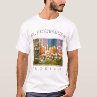 St. Petersburg at Night T-Shirt