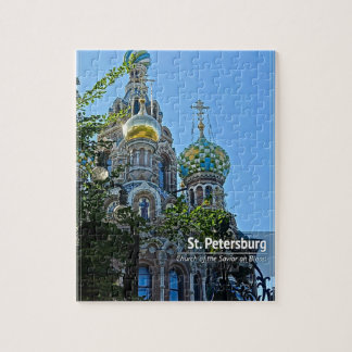 St. Petersburg, Church of the Savior on Blood Puzzle
