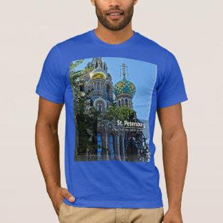 St. Petersburg, Church of the Savior on Blood T-Shirt
