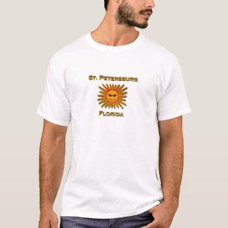 St. Petersburg Florida Sun Logo T-Shirt