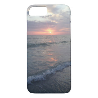 St. Petersburg Florida sunset iPhone case