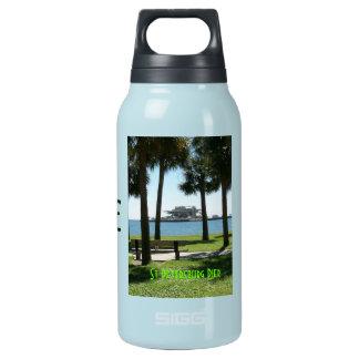 St Petersburg Pier Insulated Water Bottle