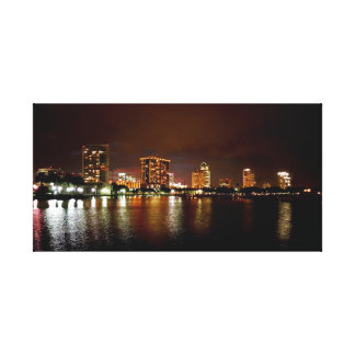St Petersburg Skyline | Canvas Print